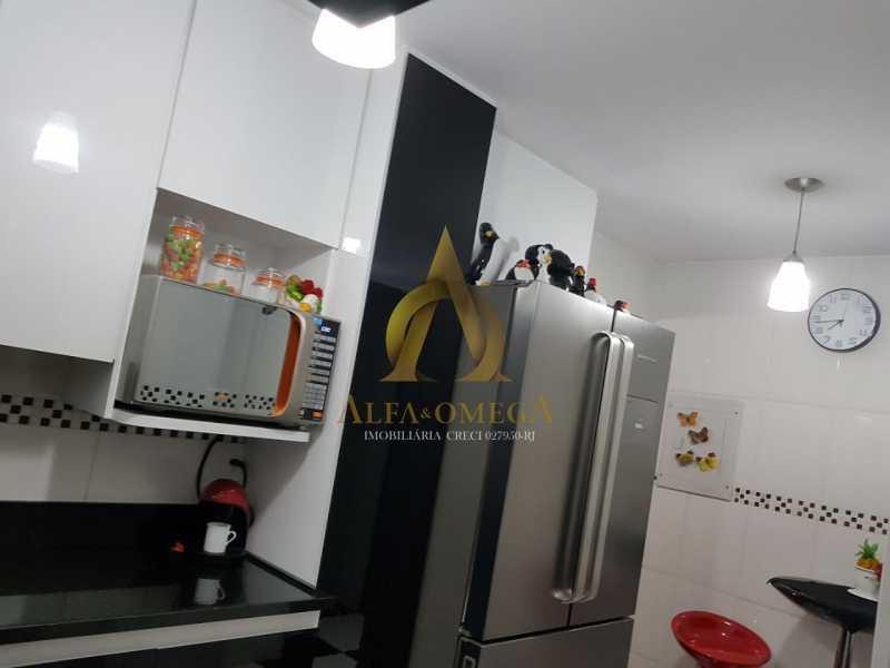22 - Cobertura à venda Rua Caniu,Pechincha, Rio de Janeiro - R$ 485.000 - AOJ50052 - 23
