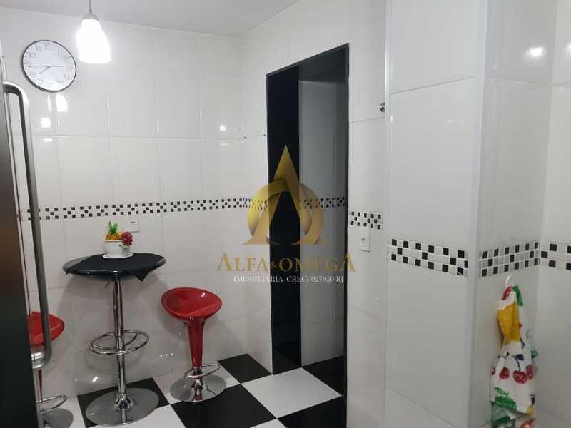 23 - Cobertura à venda Rua Caniu,Pechincha, Rio de Janeiro - R$ 485.000 - AOJ50052 - 25