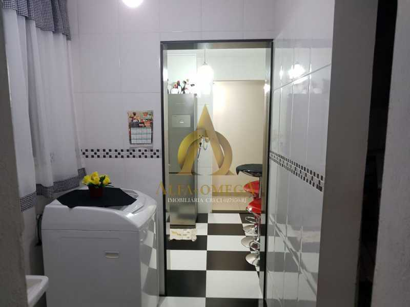 24 - Cobertura à venda Rua Caniu,Pechincha, Rio de Janeiro - R$ 485.000 - AOJ50052 - 26