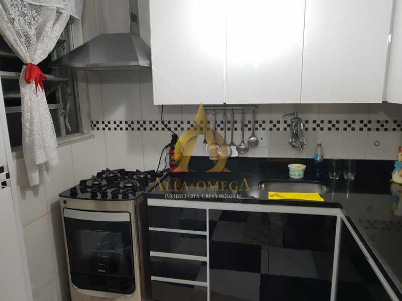 25 - Cobertura à venda Rua Caniu,Pechincha, Rio de Janeiro - R$ 485.000 - AOJ50052 - 24