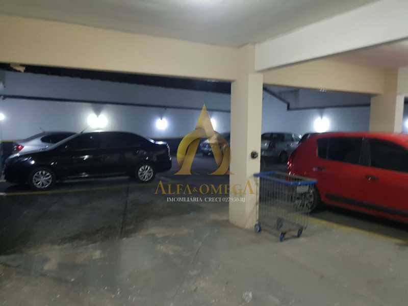 28 - Cobertura à venda Rua Caniu,Pechincha, Rio de Janeiro - R$ 485.000 - AOJ50052 - 29