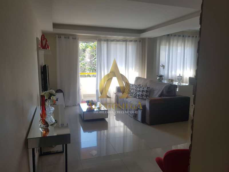 29 - Cobertura à venda Rua Caniu,Pechincha, Rio de Janeiro - R$ 485.000 - AOJ50052 - 5