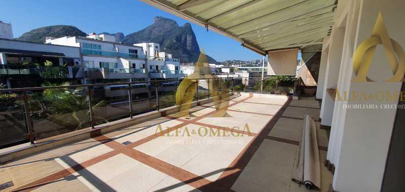 21a03f76-00db-42da-ac36-6e717f - Cobertura à venda Avenida General Guedes da Fontoura,Barra da Tijuca, Rio de Janeiro - R$ 2.600.000 - SF50119 - 1