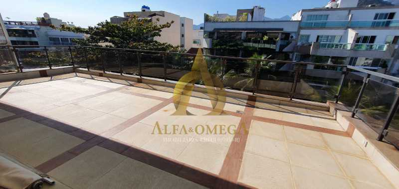 80a42b83-3f3b-43b7-ba90-6d57d5 - Cobertura à venda Avenida General Guedes da Fontoura,Barra da Tijuca, Rio de Janeiro - R$ 2.600.000 - SF50119 - 4