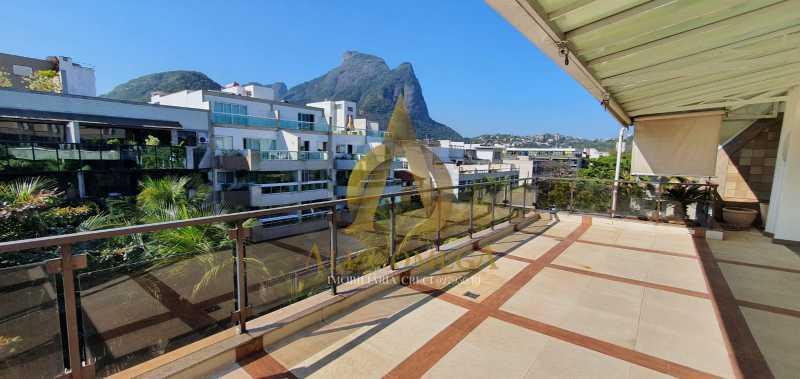 732e6606-f756-4d7a-94e2-cc5a29 - Cobertura à venda Avenida General Guedes da Fontoura,Barra da Tijuca, Rio de Janeiro - R$ 2.600.000 - SF50119 - 8
