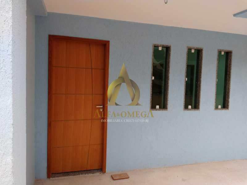 1 - Casa em Condomínio à venda Estrada do Bananal,Freguesia (Jacarepaguá), Rio de Janeiro - R$ 805.000 - AOJ60137 - 6