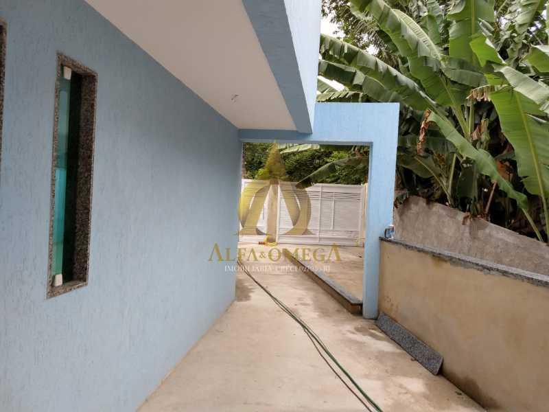 3 - Casa em Condomínio à venda Estrada do Bananal,Freguesia (Jacarepaguá), Rio de Janeiro - R$ 805.000 - AOJ60137 - 27