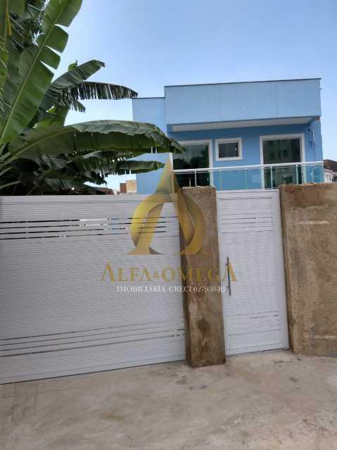 5 - Casa em Condomínio à venda Estrada do Bananal,Freguesia (Jacarepaguá), Rio de Janeiro - R$ 805.000 - AOJ60137 - 3