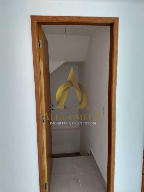 6 - Casa em Condomínio à venda Estrada do Bananal,Freguesia (Jacarepaguá), Rio de Janeiro - R$ 805.000 - AOJ60137 - 25