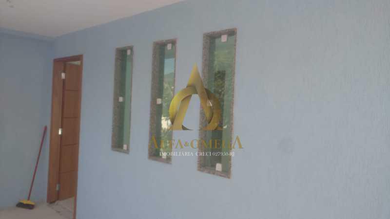 7 - Casa em Condomínio à venda Estrada do Bananal,Freguesia (Jacarepaguá), Rio de Janeiro - R$ 805.000 - AOJ60137 - 13