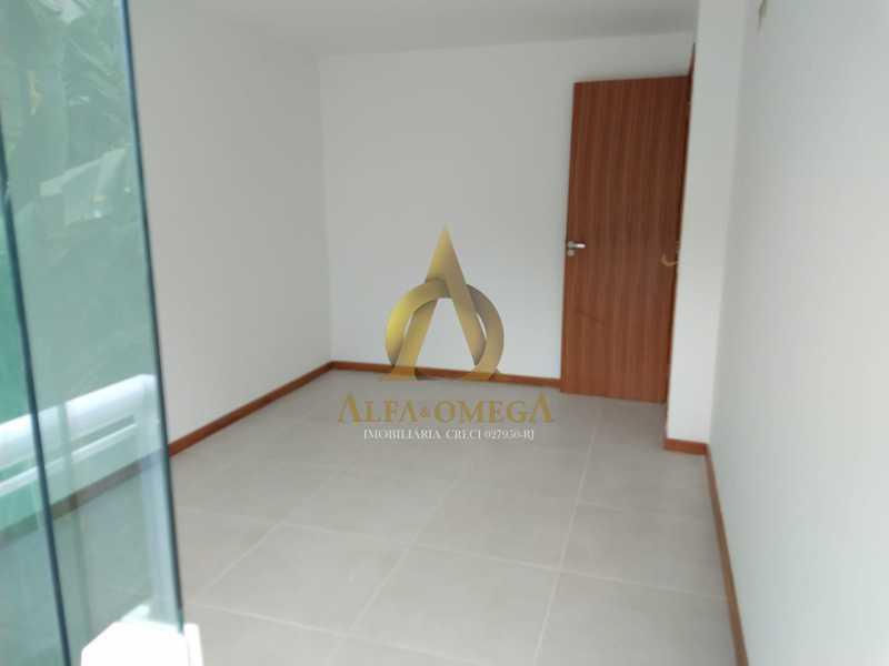 12 - Casa em Condomínio à venda Estrada do Bananal,Freguesia (Jacarepaguá), Rio de Janeiro - R$ 805.000 - AOJ60137 - 16
