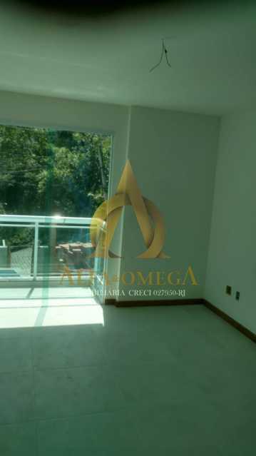 15 - Casa em Condomínio à venda Estrada do Bananal,Freguesia (Jacarepaguá), Rio de Janeiro - R$ 805.000 - AOJ60137 - 14