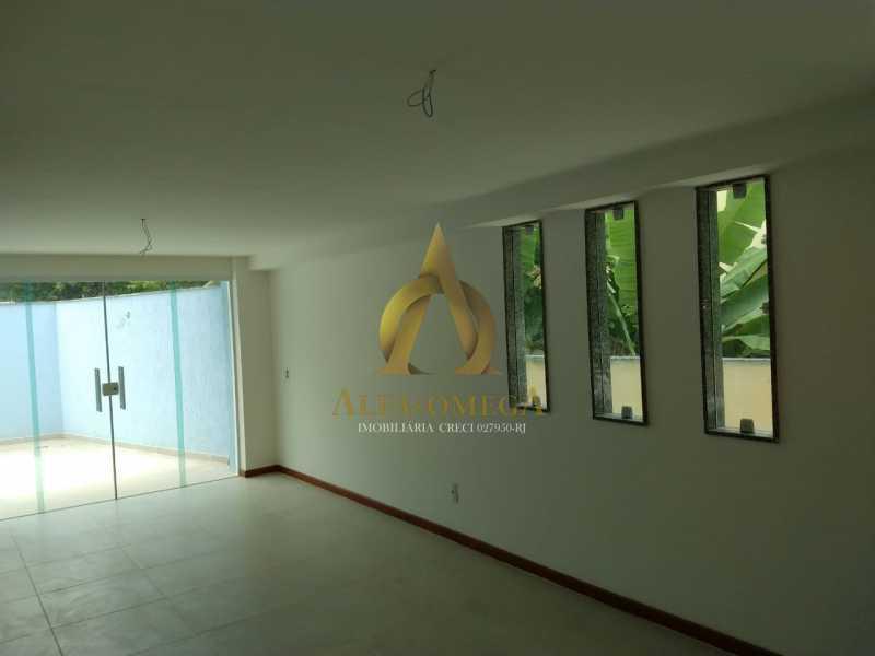 17 - Casa em Condomínio à venda Estrada do Bananal,Freguesia (Jacarepaguá), Rio de Janeiro - R$ 805.000 - AOJ60137 - 18