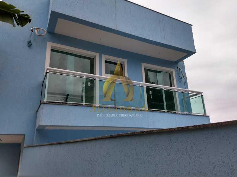 22 - Casa em Condomínio à venda Estrada do Bananal,Freguesia (Jacarepaguá), Rio de Janeiro - R$ 805.000 - AOJ60137 - 11