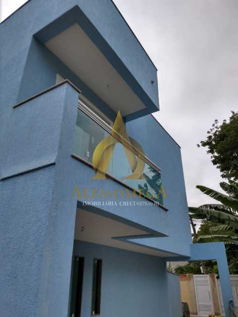 24 - Casa em Condomínio à venda Estrada do Bananal,Freguesia (Jacarepaguá), Rio de Janeiro - R$ 805.000 - AOJ60137 - 12