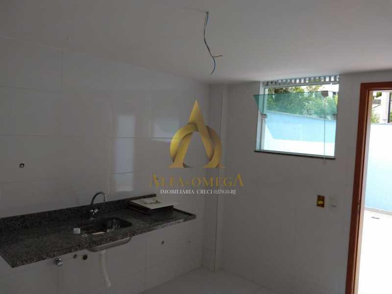 25 - Casa em Condomínio à venda Estrada do Bananal,Freguesia (Jacarepaguá), Rio de Janeiro - R$ 805.000 - AOJ60137 - 24