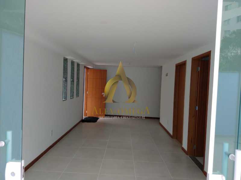 27 - Casa em Condomínio à venda Estrada do Bananal,Freguesia (Jacarepaguá), Rio de Janeiro - R$ 805.000 - AOJ60137 - 10