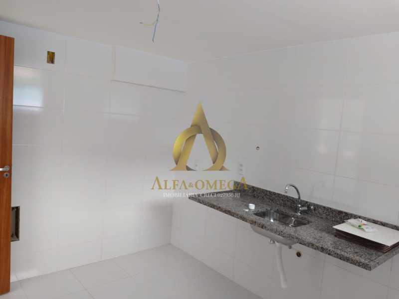 28 - Casa em Condomínio à venda Estrada do Bananal,Freguesia (Jacarepaguá), Rio de Janeiro - R$ 805.000 - AOJ60137 - 26