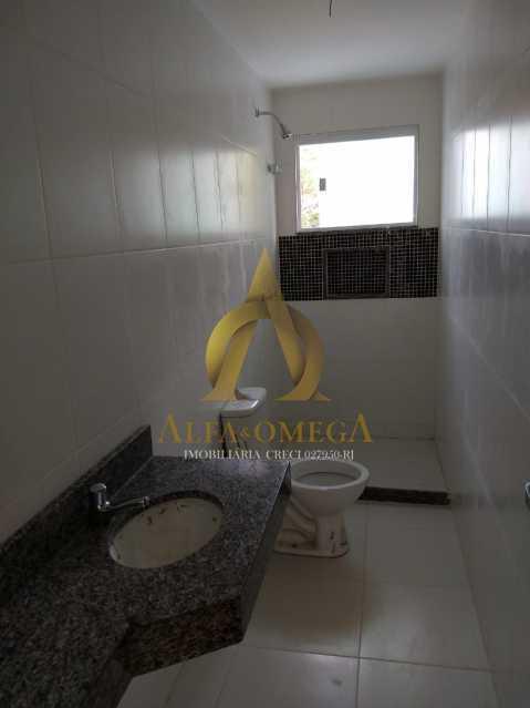 29 - Casa em Condomínio à venda Estrada do Bananal,Freguesia (Jacarepaguá), Rio de Janeiro - R$ 805.000 - AOJ60137 - 21