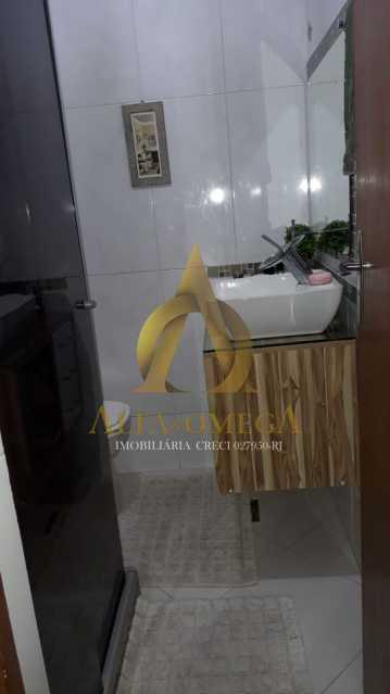 1 - Casa à venda Rua Retiro dos Artistas,Pechincha, Rio de Janeiro - R$ 650.000 - AOJ60138 - 13