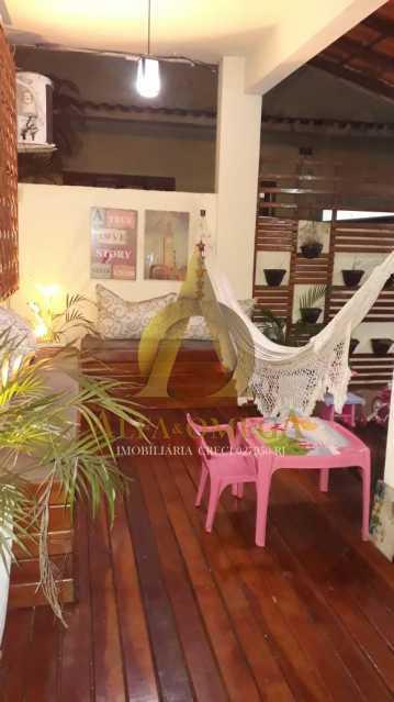 2 - Casa à venda Rua Retiro dos Artistas,Pechincha, Rio de Janeiro - R$ 650.000 - AOJ60138 - 22