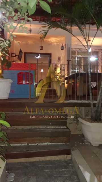 3 - Casa à venda Rua Retiro dos Artistas,Pechincha, Rio de Janeiro - R$ 650.000 - AOJ60138 - 23
