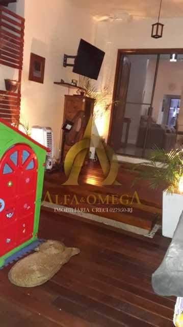 4 - Casa à venda Rua Retiro dos Artistas,Pechincha, Rio de Janeiro - R$ 650.000 - AOJ60138 - 21