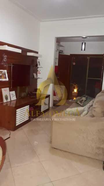 7 - Casa à venda Rua Retiro dos Artistas,Pechincha, Rio de Janeiro - R$ 650.000 - AOJ60138 - 1