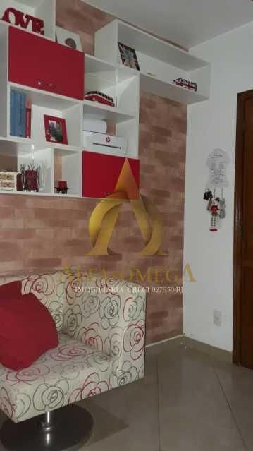 9 - Casa à venda Rua Retiro dos Artistas,Pechincha, Rio de Janeiro - R$ 650.000 - AOJ60138 - 3