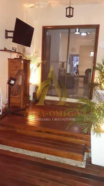 10 - Casa à venda Rua Retiro dos Artistas,Pechincha, Rio de Janeiro - R$ 650.000 - AOJ60138 - 4
