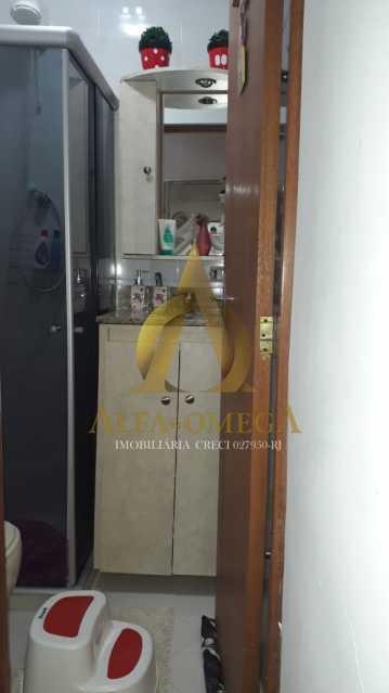 11 - Casa à venda Rua Retiro dos Artistas,Pechincha, Rio de Janeiro - R$ 650.000 - AOJ60138 - 15