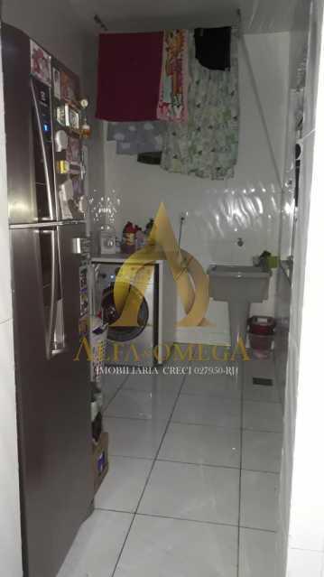 12 - Casa à venda Rua Retiro dos Artistas,Pechincha, Rio de Janeiro - R$ 650.000 - AOJ60138 - 18