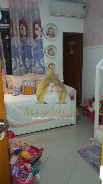 13 - Casa à venda Rua Retiro dos Artistas,Pechincha, Rio de Janeiro - R$ 650.000 - AOJ60138 - 12