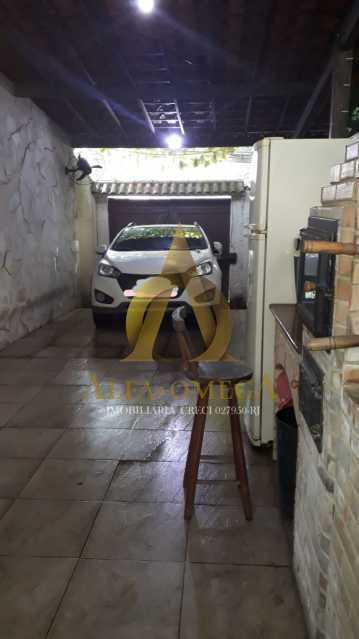 15 - Casa à venda Rua Retiro dos Artistas,Pechincha, Rio de Janeiro - R$ 650.000 - AOJ60138 - 25