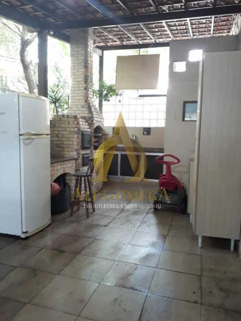 17 - Casa à venda Rua Retiro dos Artistas,Pechincha, Rio de Janeiro - R$ 650.000 - AOJ60138 - 20
