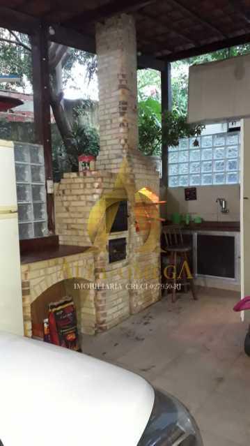 19 - Casa à venda Rua Retiro dos Artistas,Pechincha, Rio de Janeiro - R$ 650.000 - AOJ60138 - 26