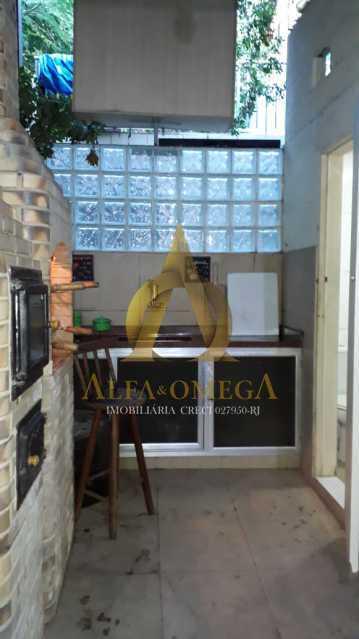 20 - Casa à venda Rua Retiro dos Artistas,Pechincha, Rio de Janeiro - R$ 650.000 - AOJ60138 - 19