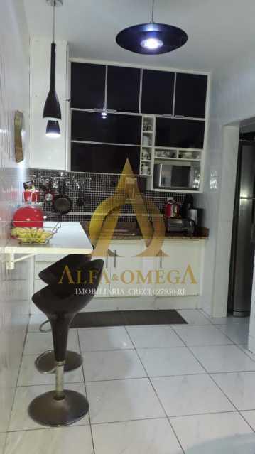21 - Casa à venda Rua Retiro dos Artistas,Pechincha, Rio de Janeiro - R$ 650.000 - AOJ60138 - 16
