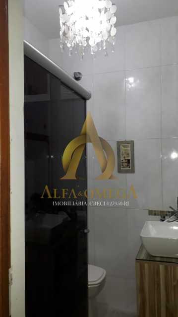 24 - Casa à venda Rua Retiro dos Artistas,Pechincha, Rio de Janeiro - R$ 650.000 - AOJ60138 - 14
