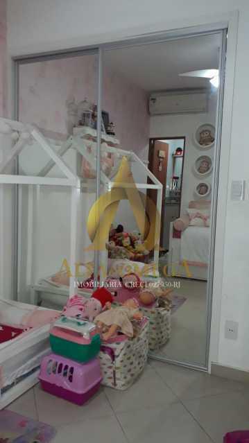 25 - Casa à venda Rua Retiro dos Artistas,Pechincha, Rio de Janeiro - R$ 650.000 - AOJ60138 - 11