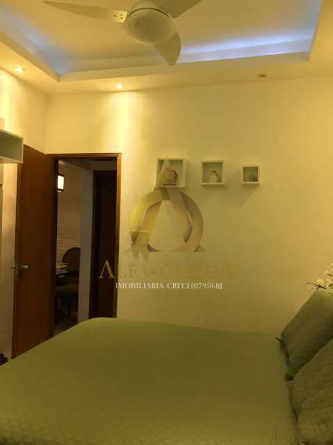 29 - Casa à venda Rua Retiro dos Artistas,Pechincha, Rio de Janeiro - R$ 650.000 - AOJ60138 - 9
