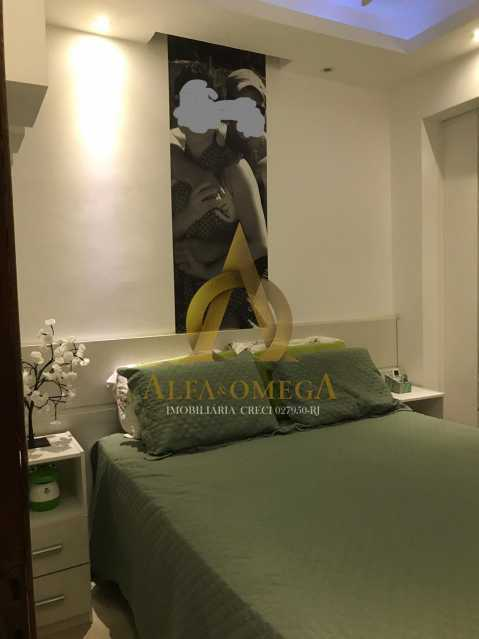 30 - Casa à venda Rua Retiro dos Artistas,Pechincha, Rio de Janeiro - R$ 650.000 - AOJ60138 - 5