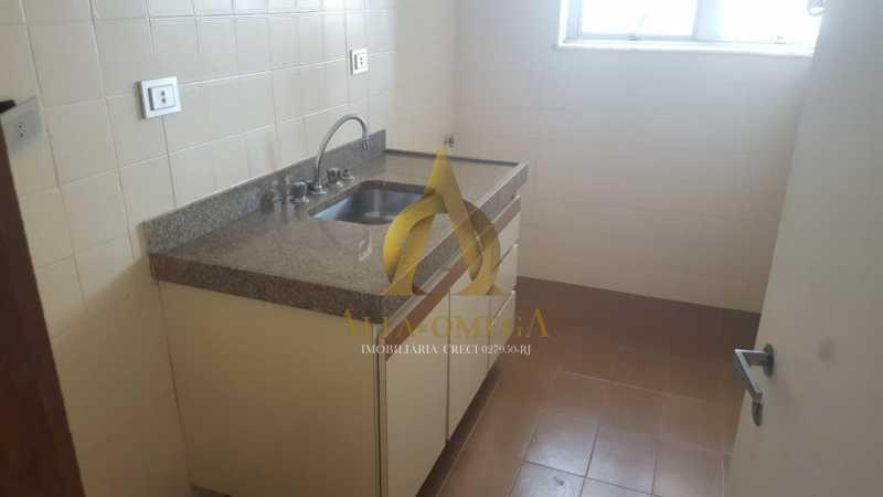 6 - Apartamento à venda Rua Alceu Amoroso Lima,Barra da Tijuca, Rio de Janeiro - R$ 540.000 - AO10252 - 13