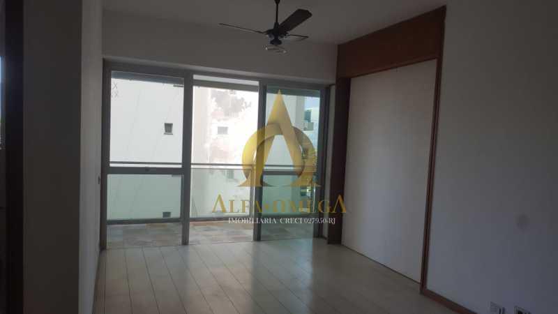 10 - Apartamento à venda Rua Alceu Amoroso Lima,Barra da Tijuca, Rio de Janeiro - R$ 540.000 - AO10252 - 7