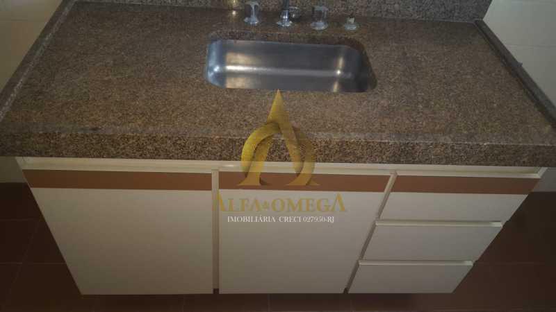 15 - Apartamento à venda Rua Alceu Amoroso Lima,Barra da Tijuca, Rio de Janeiro - R$ 540.000 - AO10252 - 17