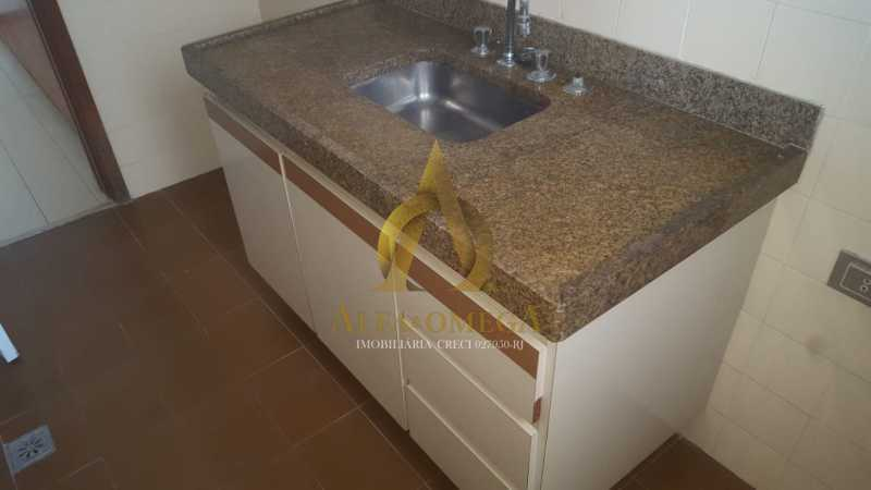 16 - Apartamento à venda Rua Alceu Amoroso Lima,Barra da Tijuca, Rio de Janeiro - R$ 540.000 - AO10252 - 15