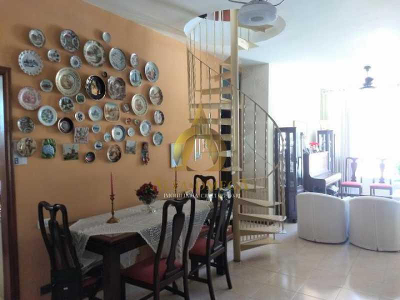 3 - Cobertura 3 quartos à venda Tijuca, Rio de Janeiro - R$ 840.000 - SF50054 - 4