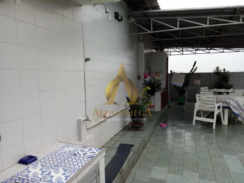 19 - Cobertura 3 quartos à venda Tijuca, Rio de Janeiro - R$ 840.000 - SF50054 - 21
