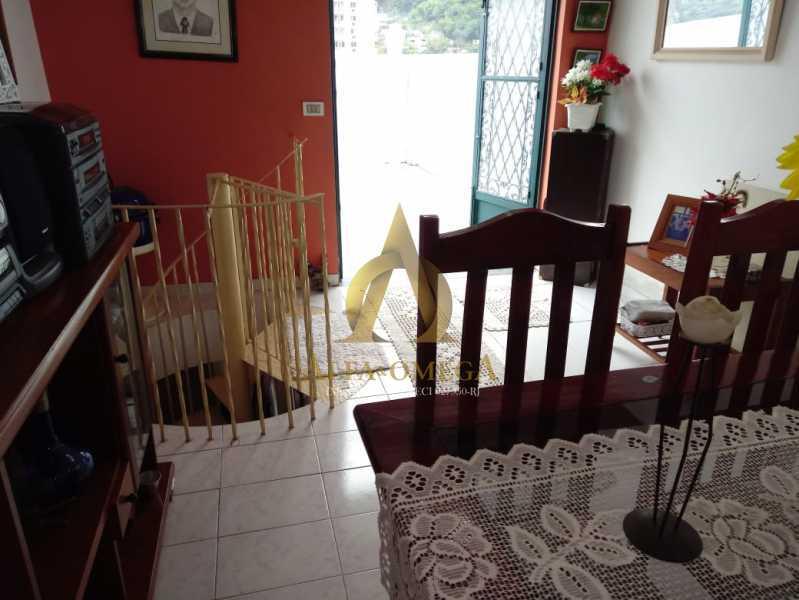 22 - Cobertura 3 quartos à venda Tijuca, Rio de Janeiro - R$ 840.000 - SF50054 - 11