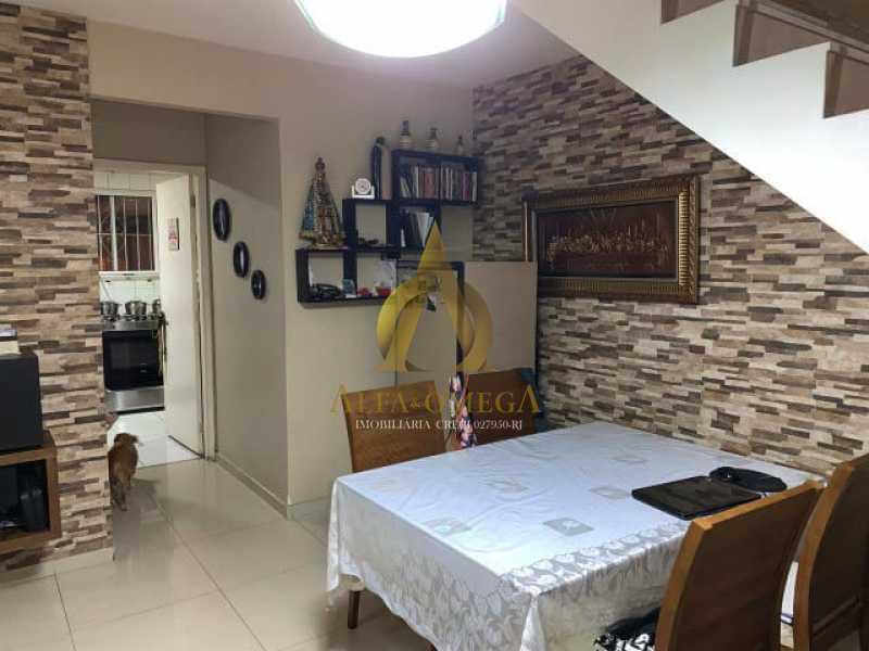 3 - Casa em Condomínio 3 quartos à venda Pechincha, Rio de Janeiro - R$ 495.000 - AOJ60147 - 1